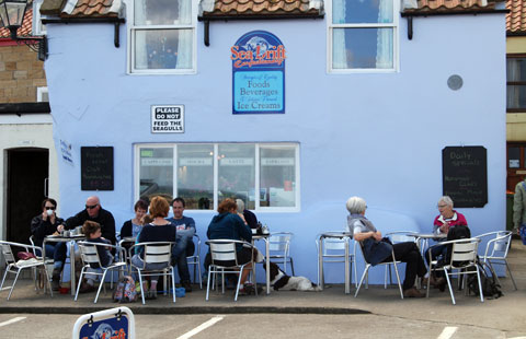 Harbour Tea Room